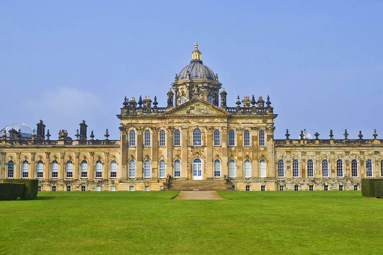 Castle Howard / Whitby Attractions