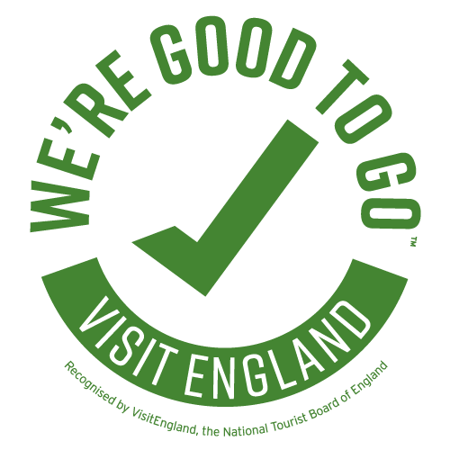 We're Good to Go / Visit England